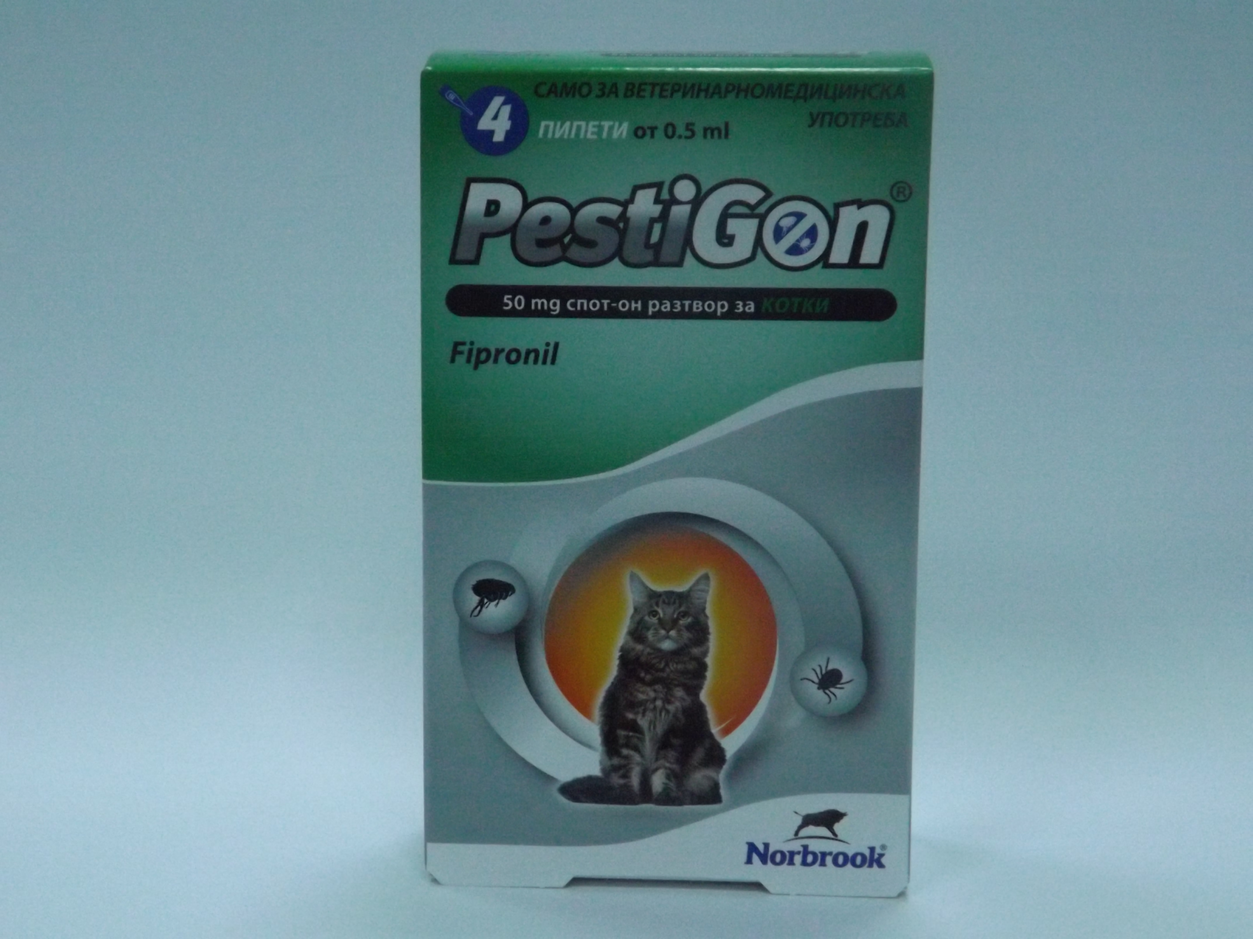 PESTIGON SPOT-ON CAT