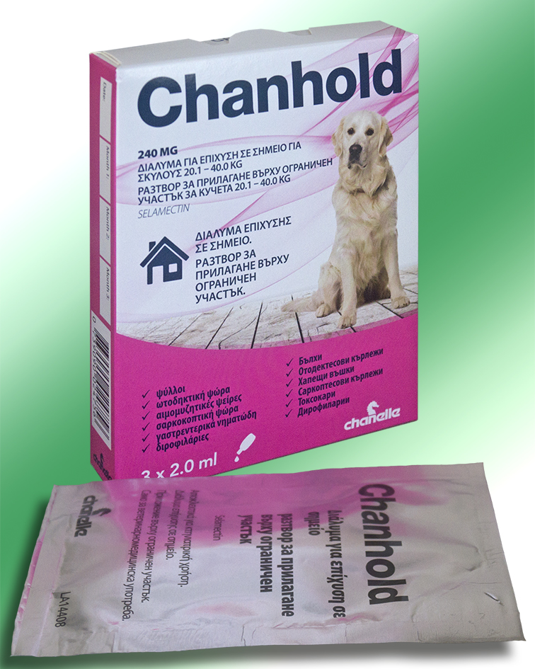 CHANHOLD DOG 20.1 - 40.0 KG
